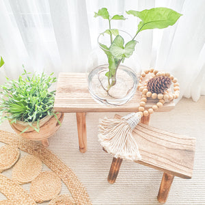 Willow Stool - small