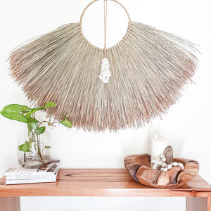 Rilynn Seagrass Wall Decor