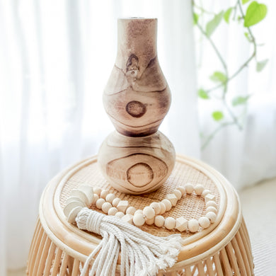Dakota Natural Vase