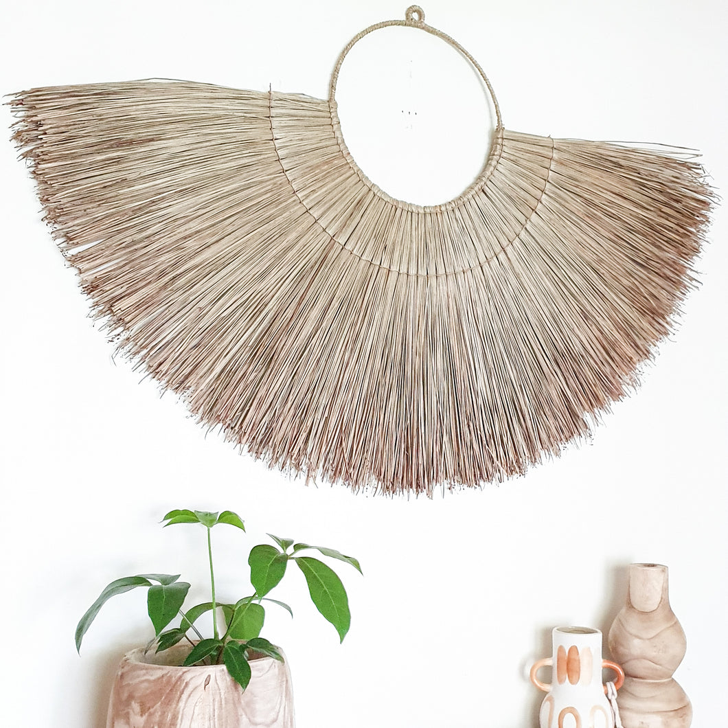 Ayana Seagrass Wall Decor