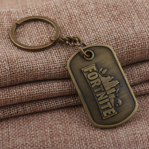 *FREE* FORTNITE Keychain
