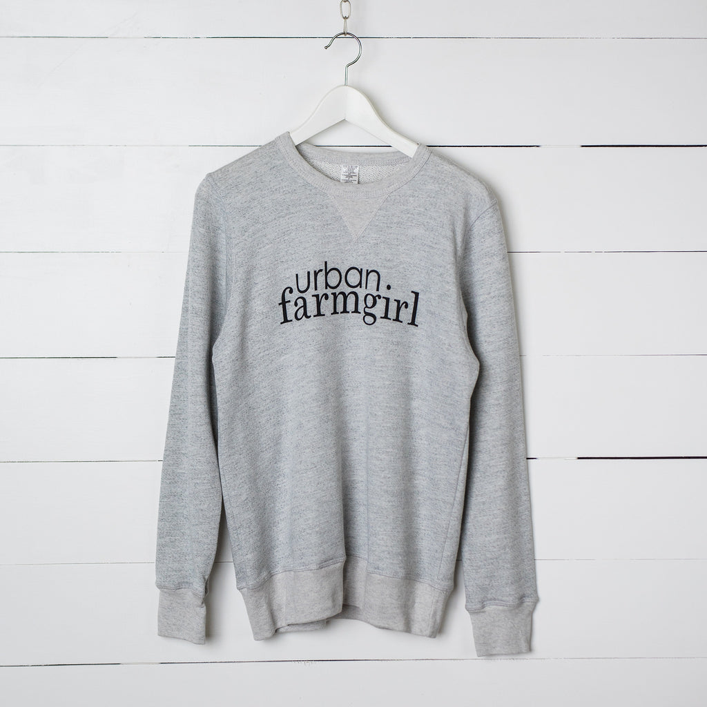 Urban Farmgirl Crewneck Sweatshirt