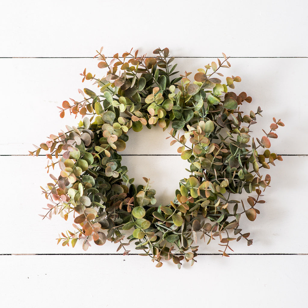"13"" Eucalyptus Wreath"