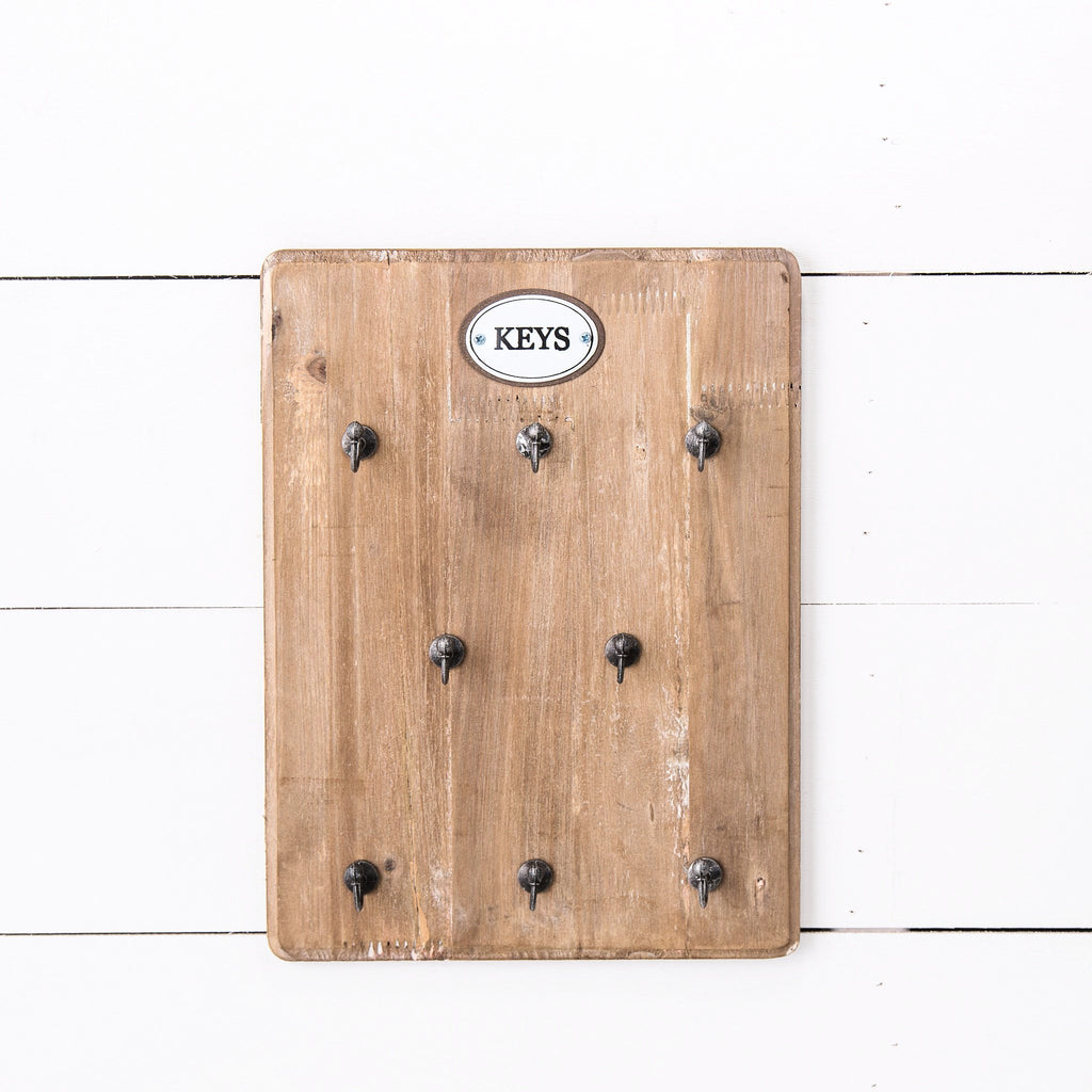 Key Hook Board