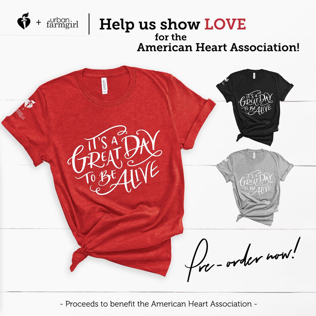 American Heart Association T-Shirt