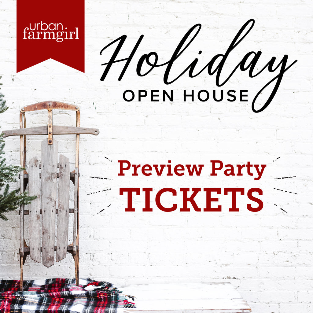 Holiday Preview Party Ticket