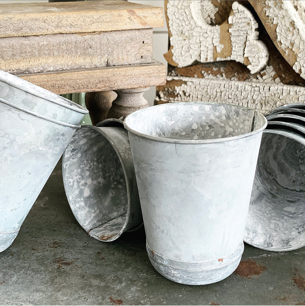 Vintage French Pots