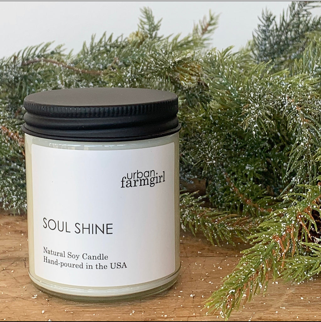 Soul Shine Signature Candle