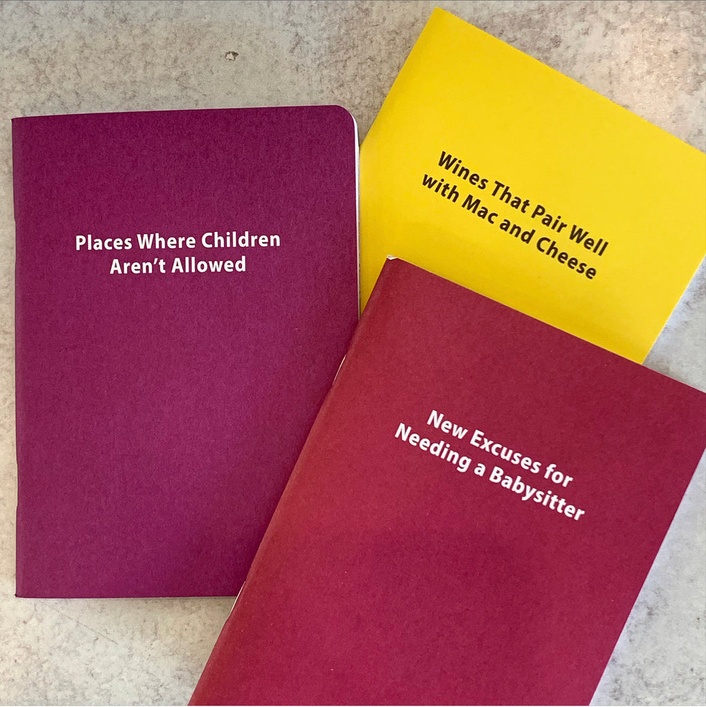 Funny Journal 3-pack