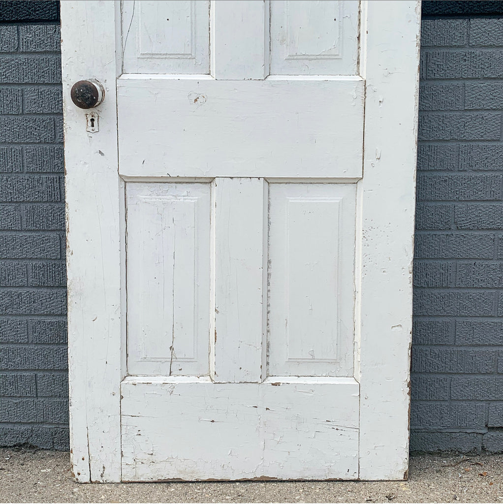 White Antique Door LAST CHANCE DISCOUNT