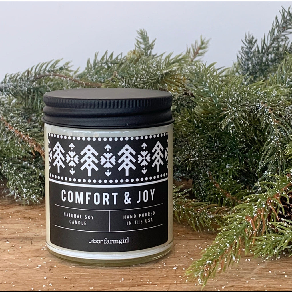 Comfort & Joy Candle LAST CHANCE