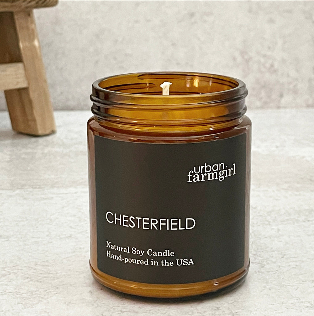 Chesterfield Signature Candle