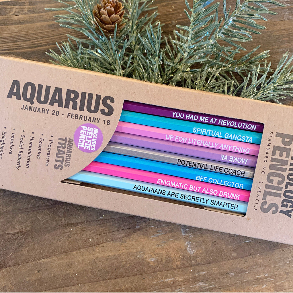 Astrology Pencils