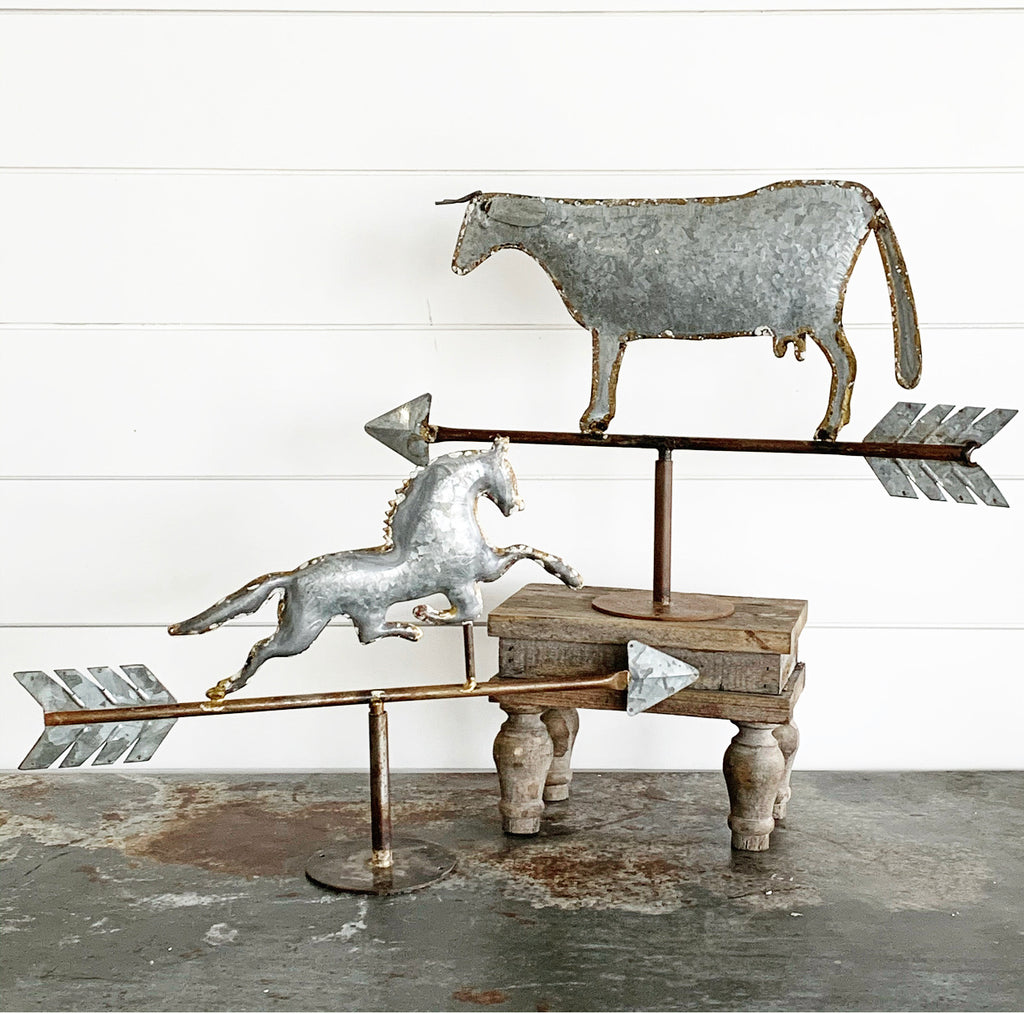 Farm Animal Weathervane LAST CHANCE