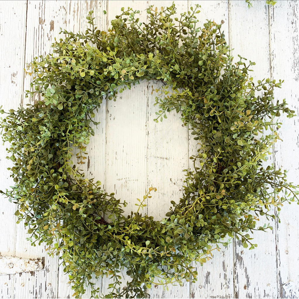 "20"" Baby Grass Wreath"