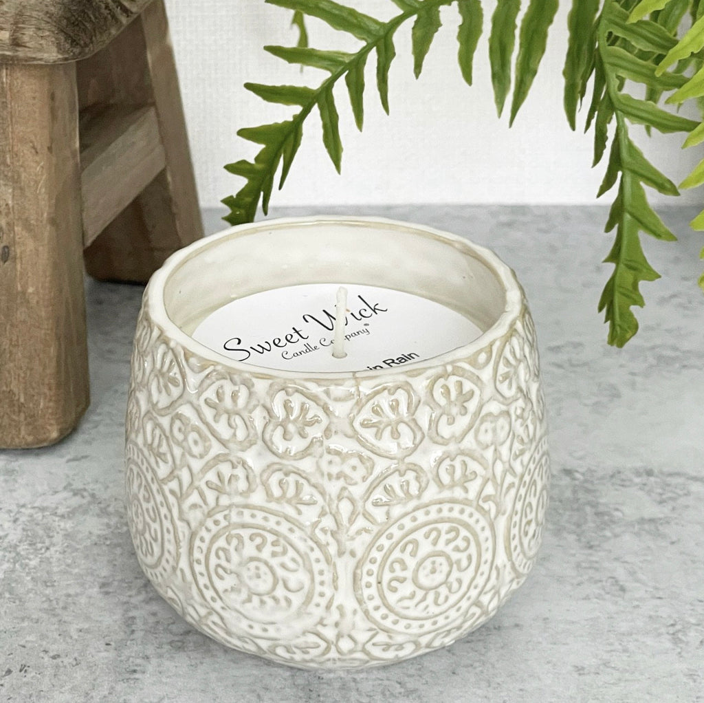 "Sweet Wick ""Luna"" Candle - 3 Scents"
