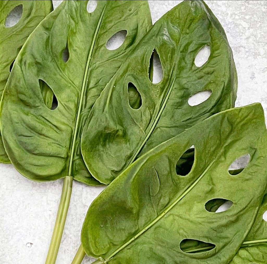 Swiss Cheese Leaves-Bundles