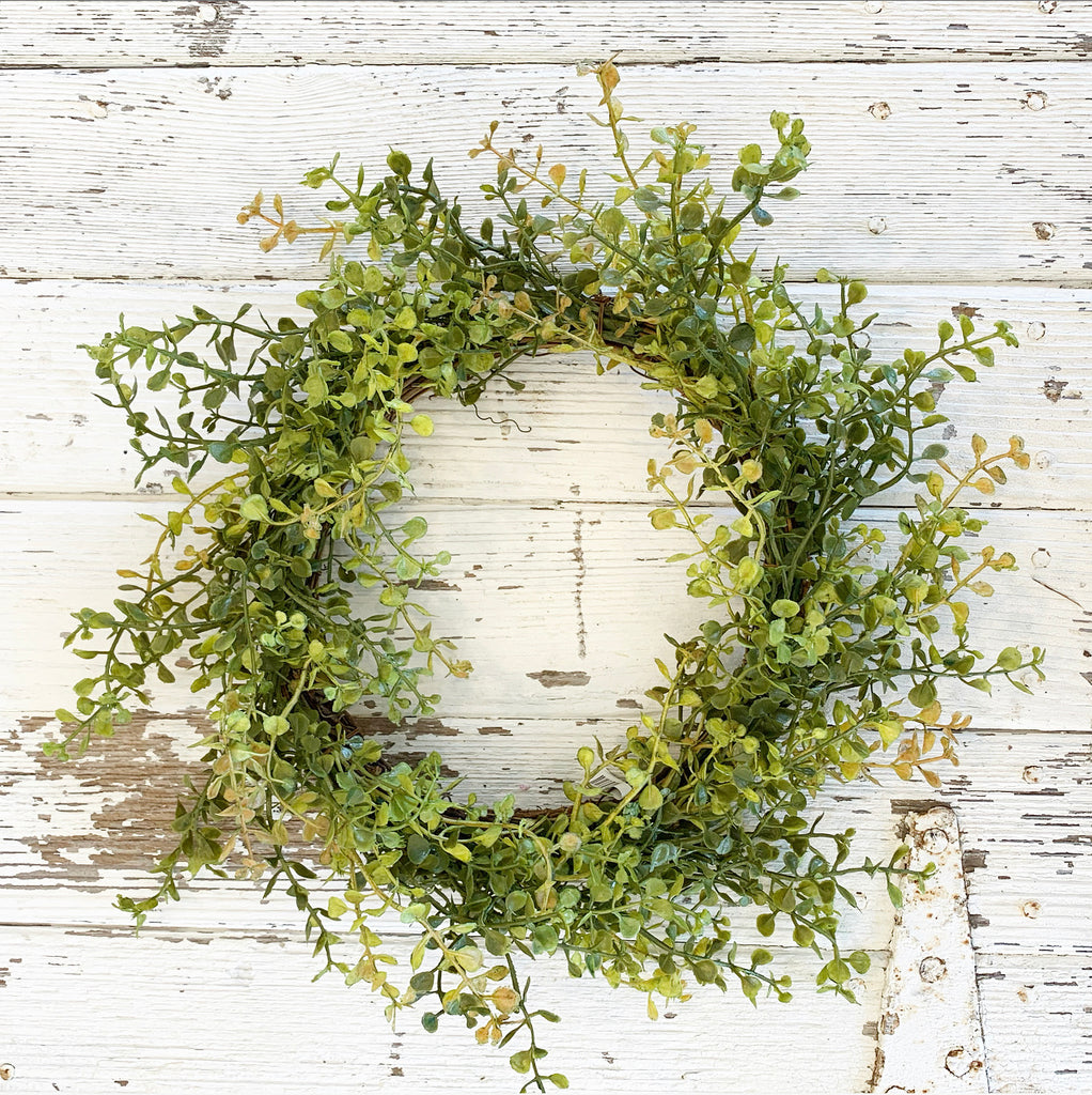 "12"" Baby Grass Wreath"