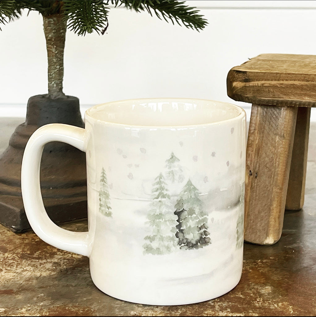 """Peace on Earth"" Mug"
