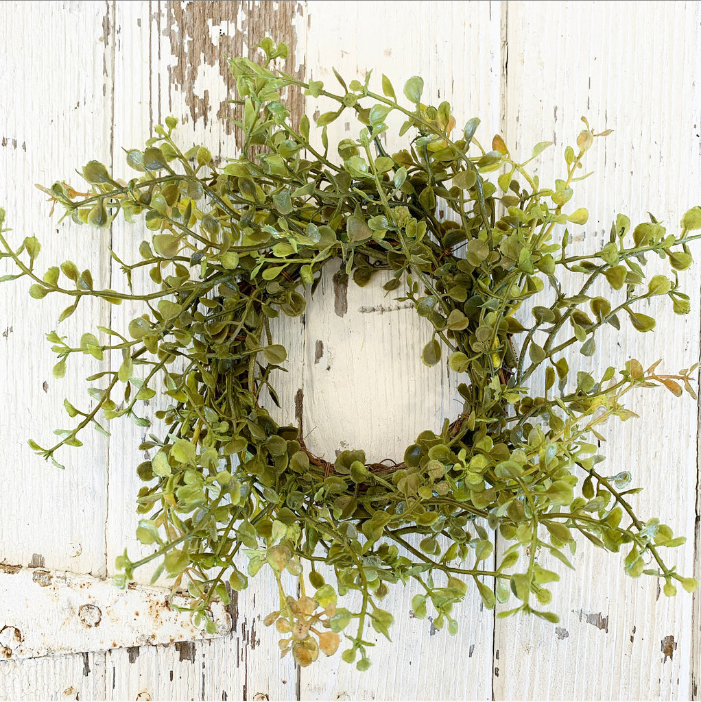 "10"" Baby Grass Wreath"