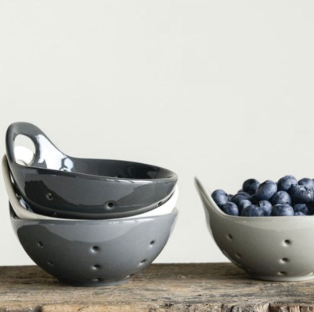 Ceramic Berry Bowl
