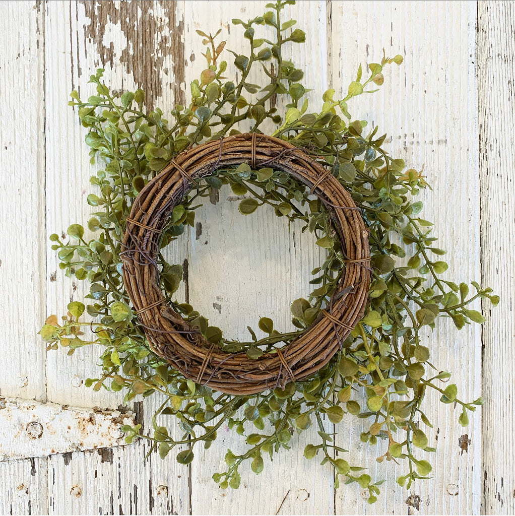 "10"" Baby Grass Wreath LAST CHANCE"