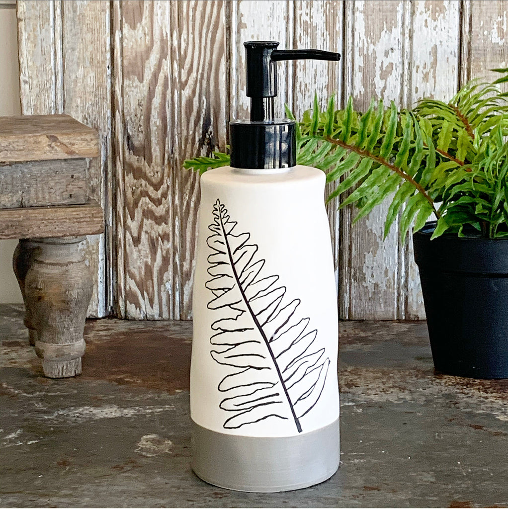 Fern Soap Pump