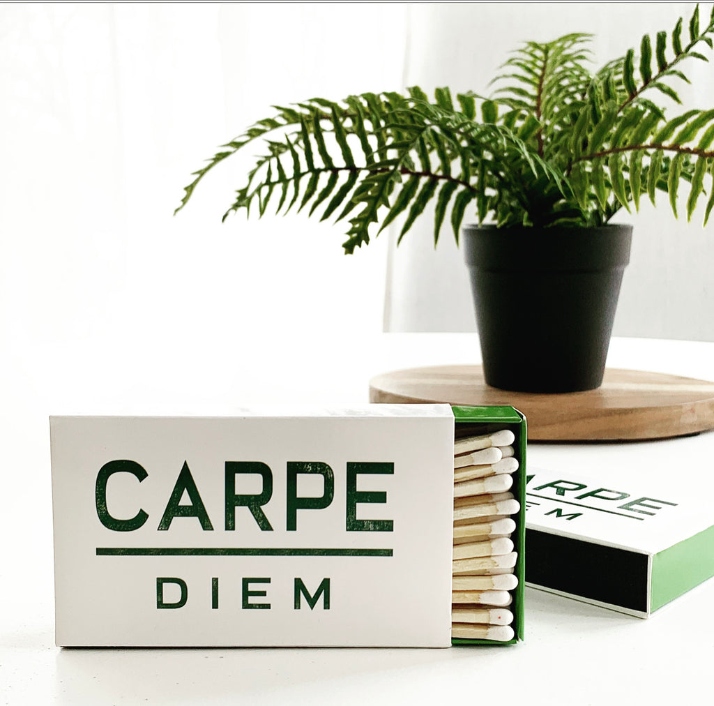 Carpe Diem Matches
