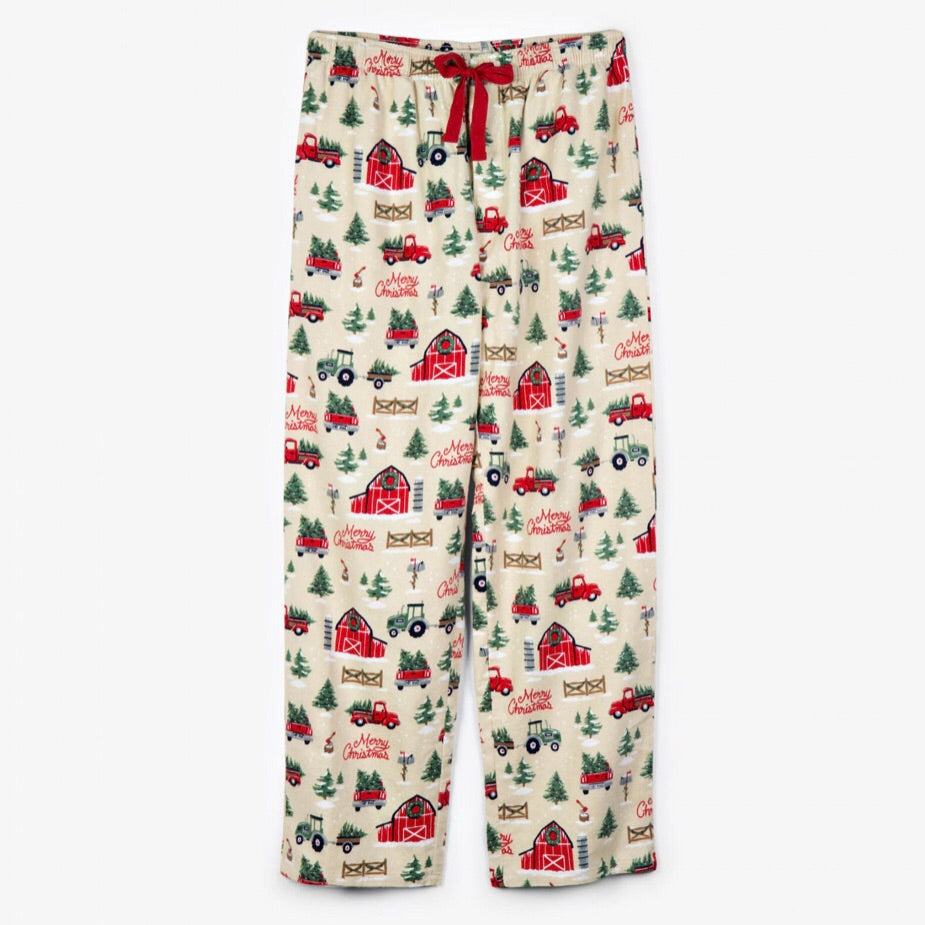 Flannel Farm Pajama Pants