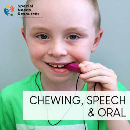 Chewing, Speech & Oral Toys