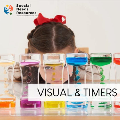 Anxiety Management, Visual therapy & Timers
