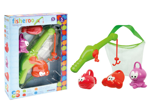 Play and Learn - Fisheroo bathtime Fishing Set