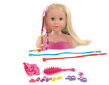 Dolls World by Peterkin - Megan Hairdressing Doll Playset