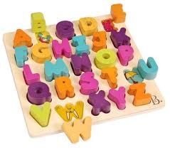 """puzzle"", ""alphabet puzzle"", ""B. toys"", ""special needs toys"", ""preschool toys"", ""preschool puzzles"", ""wooden puzzles"", ""early learning resources"", ""learning resources""."