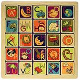 B. Toys by Battat - Magnetic Alphabet Puzzle
