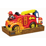 """cause and effect"", ""fire flyer"", ""fire truck"", B.toys"", ""special needs toys"""