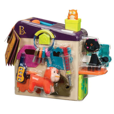 """b.toys"", ""Pet clinic"", ""imaginative play toys"", ""pet vet clinic"""
