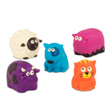 B. Toys Moosical Gears - Musical Animal Shape Sorter