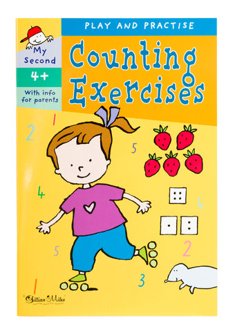 Play and Practise - My Second Counting Exercises