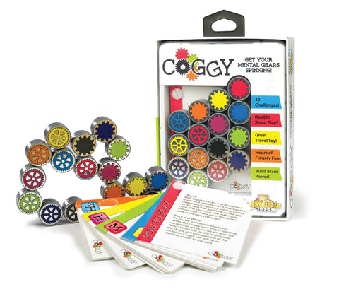 Fat Brain Toys - Coggy