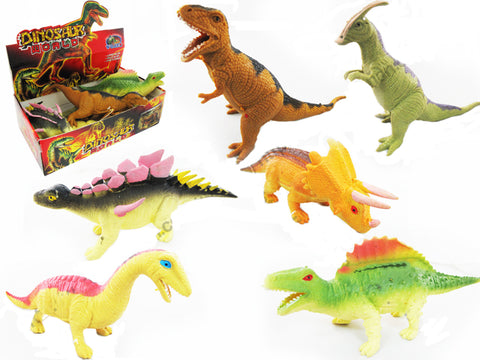 Soft, Squeezy, Squashable Dinosaurs