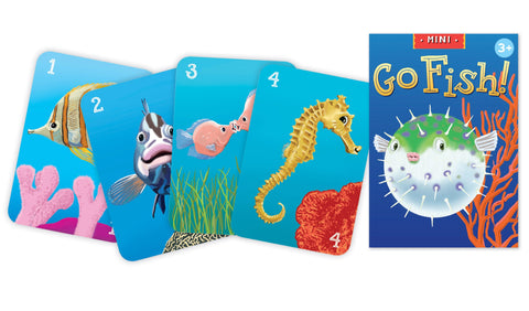 Eeboo Card Games - Go Fish