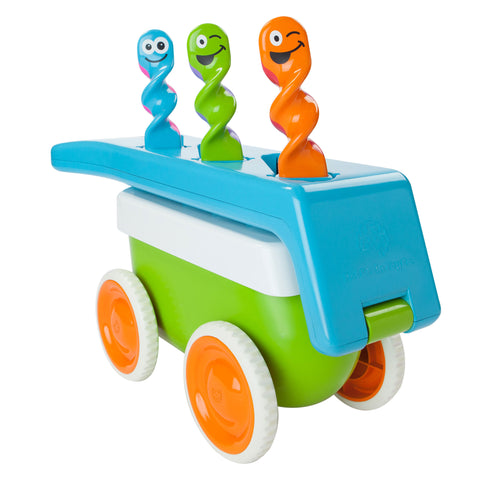 Fat Brain Toys -  Twiss Bit Wagon