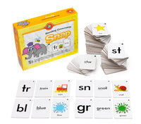 Learning Can Be Fun - Blending Consonant Snap
