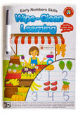 Ed-Vantage Wipe Clean Learning - Early Number Skills