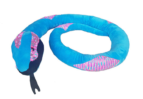 Nana's Weighted Toys - Miss Hiss 4kg Sensory Snake 2m long