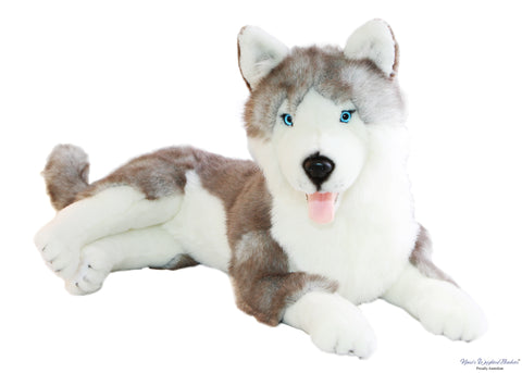 Nana's Weighted Toys - Rocco the 3.6kg Husky