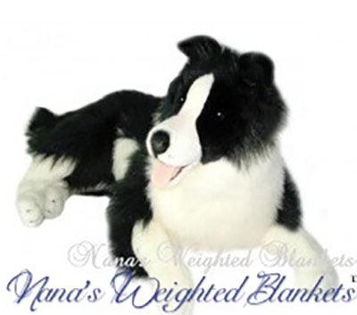 Nana's Weighted Toys - Jess the 3.6kg Collie