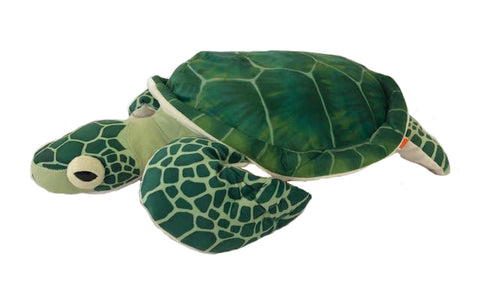 Nana's Weighted Toys - Green Sea Turtle 2.5kg
