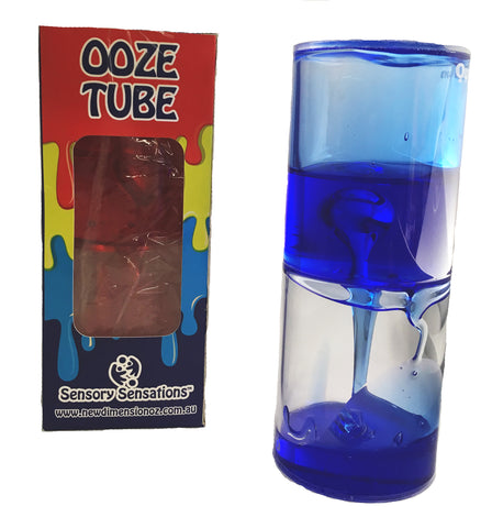 Sensory Sensations - Large Ooze Tube Bundle X 2 pieces